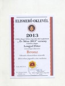 2013 év méze verseny 004